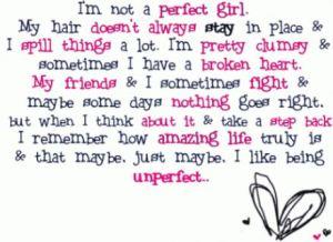 unperfect